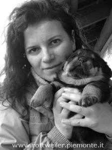 "Allevamento Rottweiler ""Per un pelo"" Tania Schiavinato"